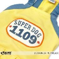 Super Dog 1109 Overall     [   Size 3 XL  ]
