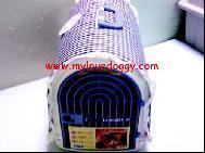 กระเป๋าหิ้วสุนัข: Room Pet Carry Blue (นําเข้าจากญี่ปุ่น))